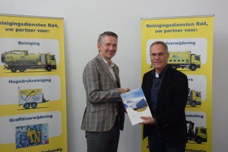 Niederländisches Entsorgungsunternehmen Rd4 setzt auf Tegos Erfahrungswerte und Kompetenz