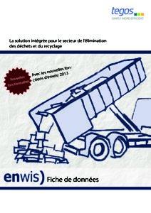 Download now: enwis Factsheet FR