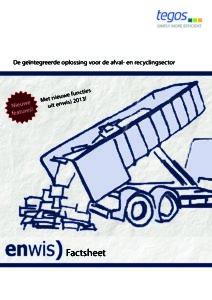 Download: enwis Factsheet NL