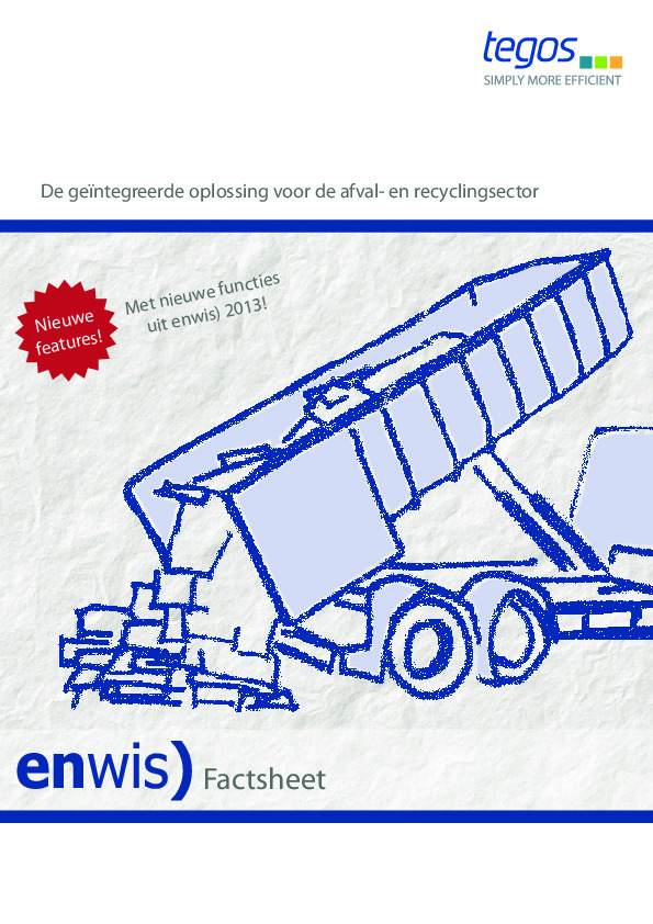 Download now: enwis Factsheet NL