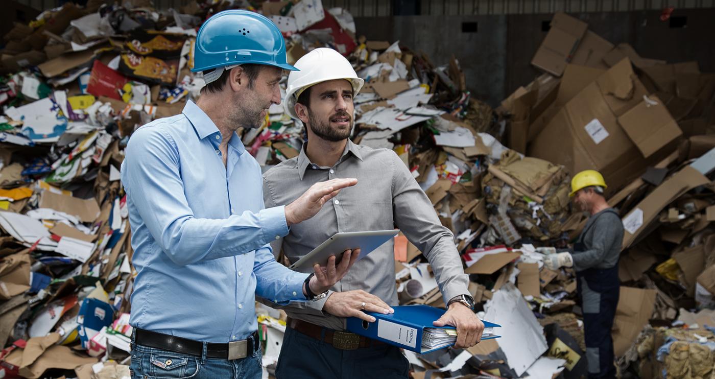 enwis_Software für Entsorgung und Recycling
