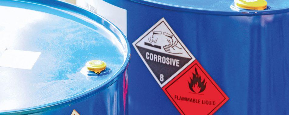 Entsorger gefährlicher Abfälle