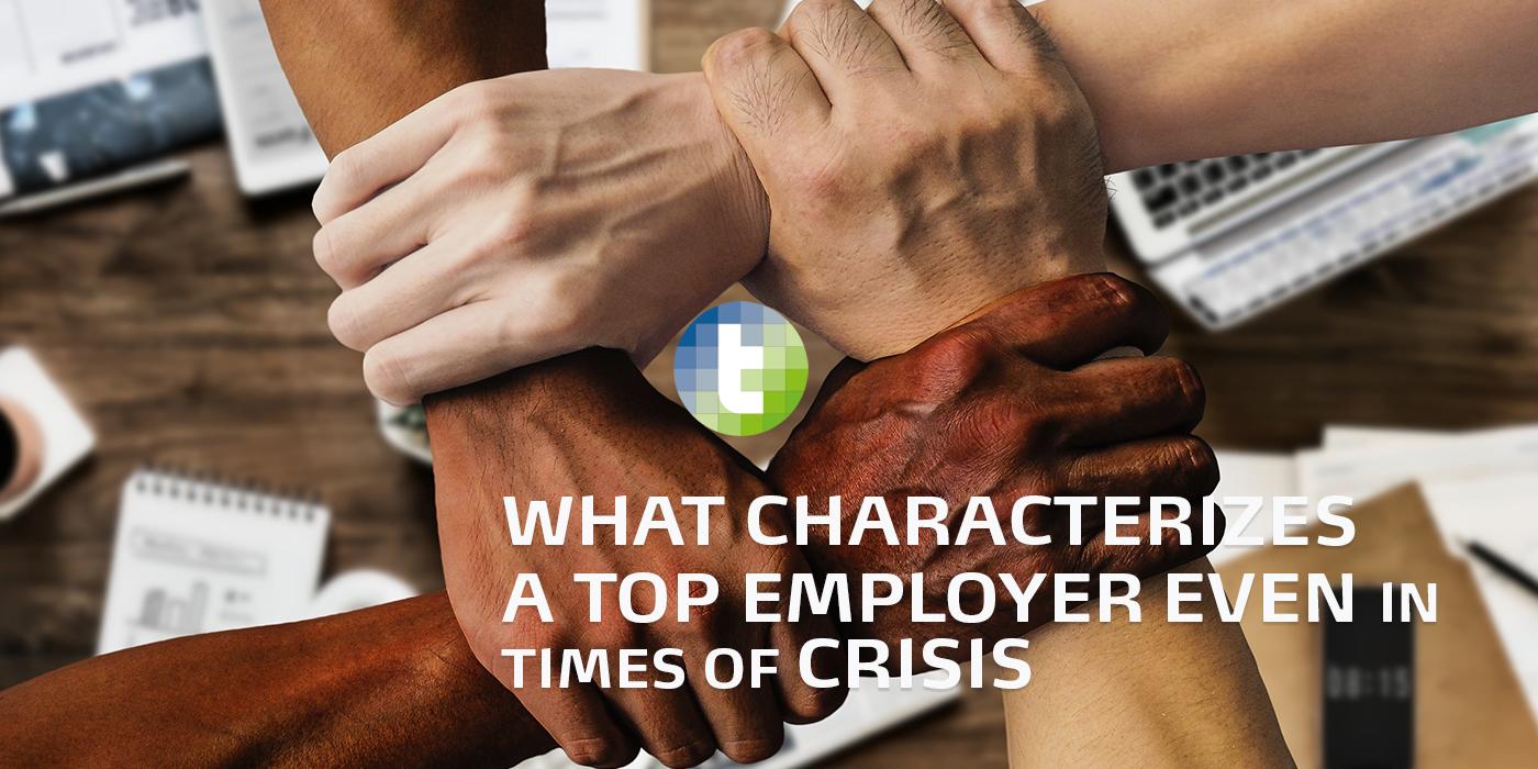 Top employer tegos