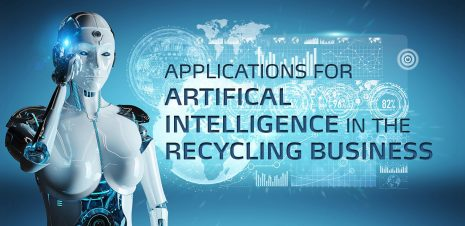AI in the recycling business