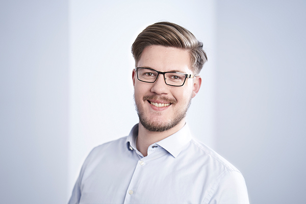 Gerrit Pohl, Sales Consultant tegos Group