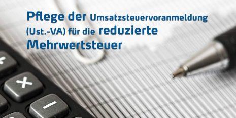 Umsatzsteuervoranmeldung (Ust.-VA)