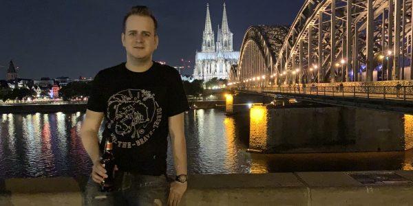 My tegos story: Johannes